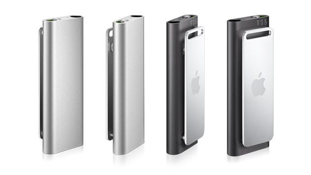 Обновление iPod Shuffle