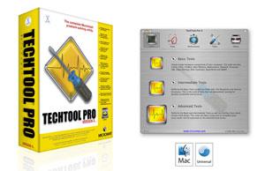 Techtool Pro 4: Reanimator для Macintosh