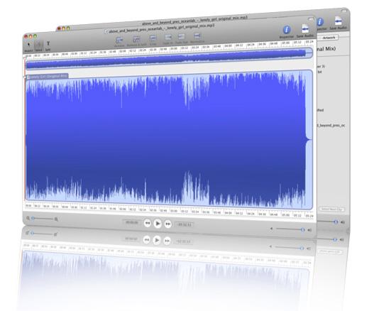 Fission — Losseless аудио редактор для OS X с поддержкой экспорта рингтонов для iPhone