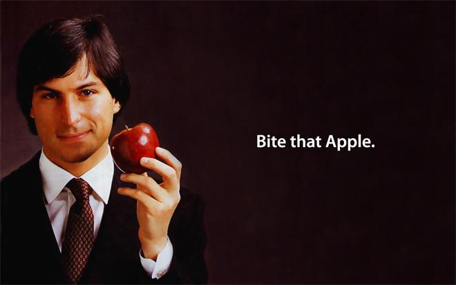 Стив Джобс, Think Different во плоти. Apple — это он