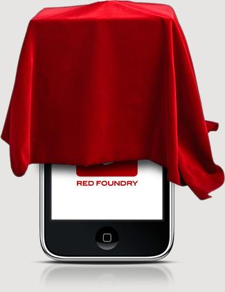 Red Foundry: разработка приложений для iPhone одним пальцем