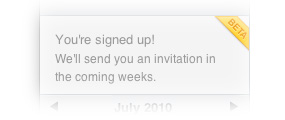 Apple начинает бета-тестирование обновленных календарей MobileMe