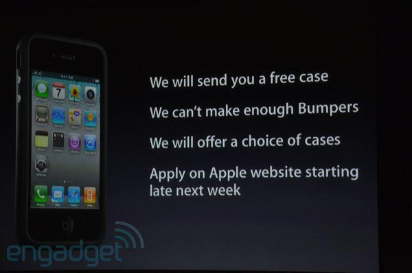 Итоги специальной конференции Apple: бесплатные бамперы, для всех