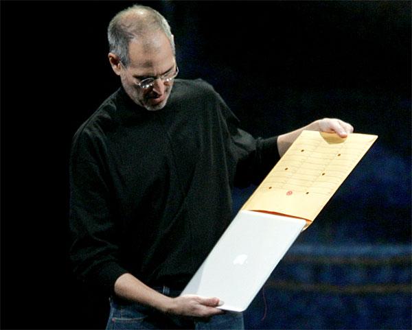 Apple готовит серьезное обновление MacBook Air
