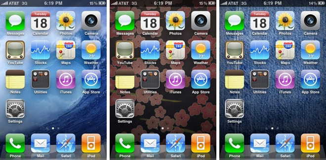 Apple выпустила iPhone OS 4 beta 4