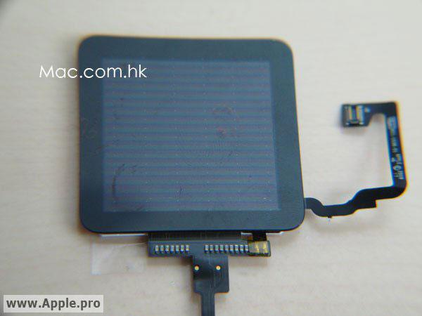 Apple готовит тачскрин 3х3 см?!