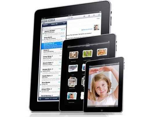 """7"""" iPad на подходе"""