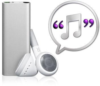 Новый iPod shuffle заговорил по-русски