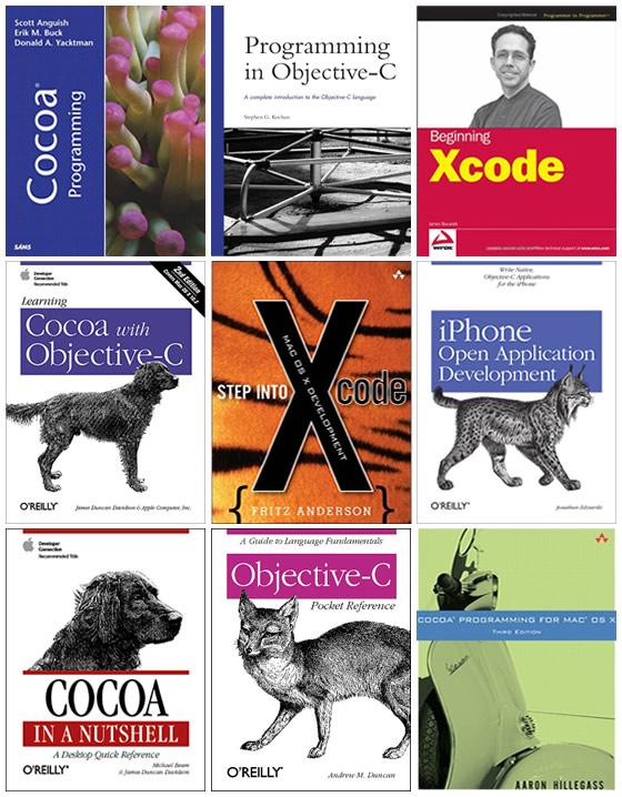 Ещё одна подборка литературы по программированию для Mac OS X