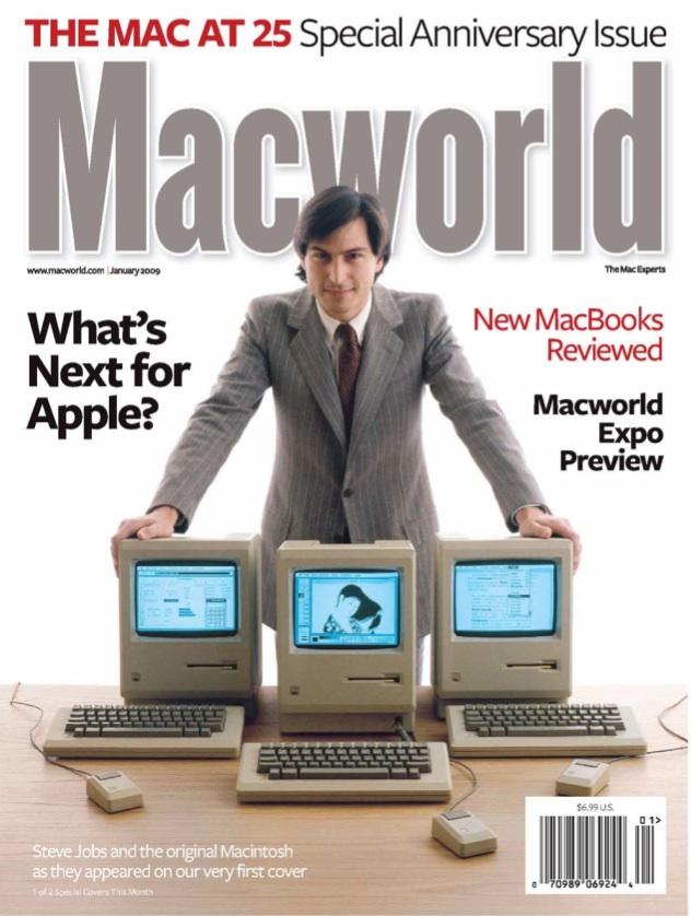 Подборка всех выпусков журнала MacWorld за 2009 год
