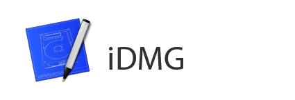 iDMG — легкий способ создания DMG образа